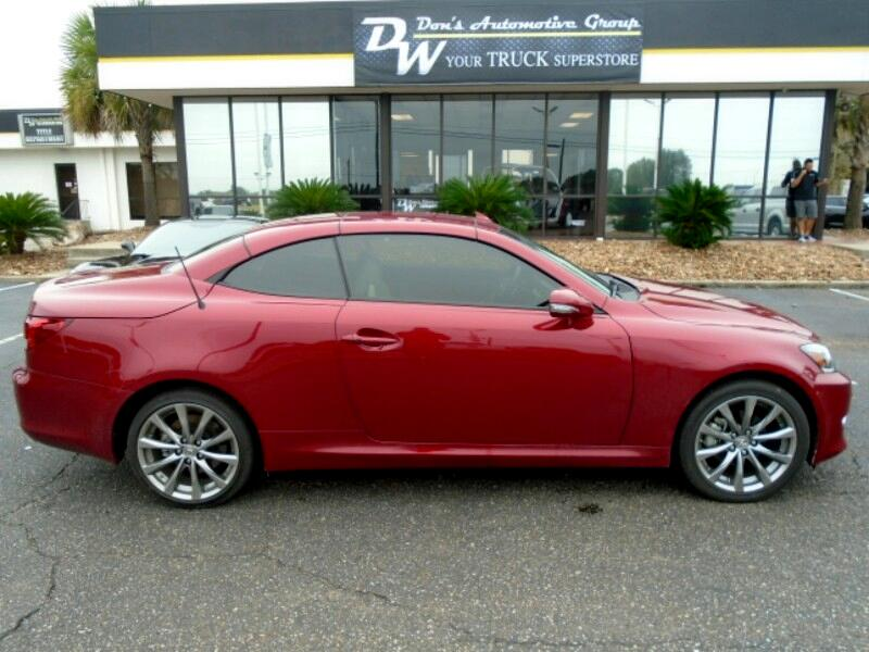 2014 Lexus IS C This vehicle has just arrived to our Service Center Dons Wholesale takes pride in