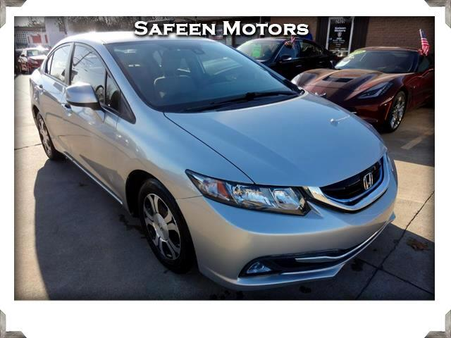 2014 Honda Civic Hybrid CVT w/Navigation