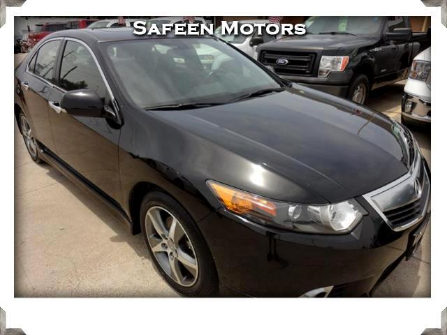 2014 Acura TSX Special Edition 5-Spd AT
