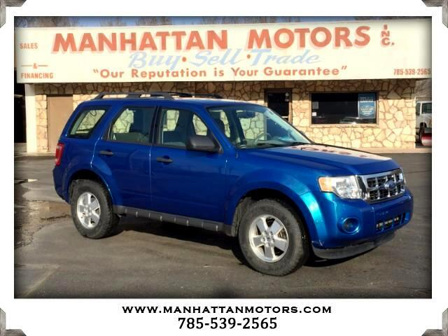 2012 Ford Escape XLS 4WD AT