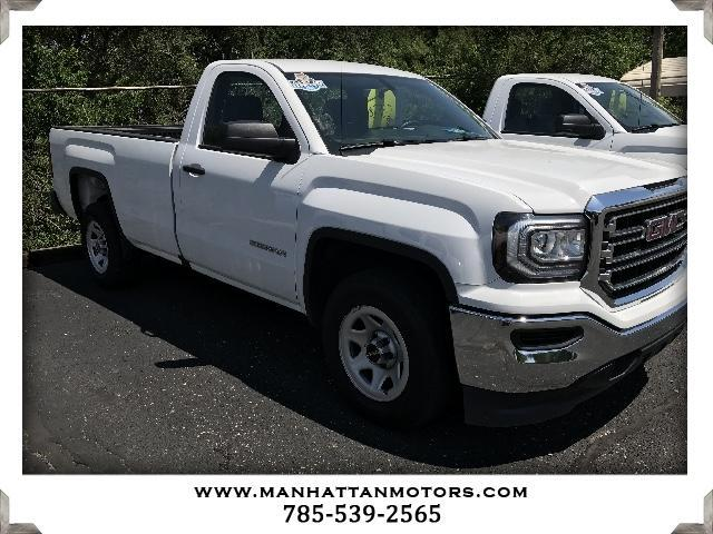 2016 GMC Sierra 1500 Base Regular Cab Long Box 2WD
