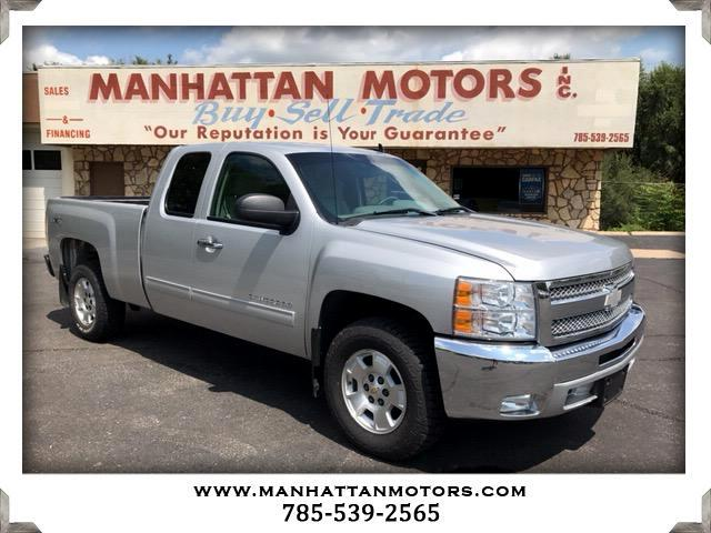 2012 Chevrolet Silverado 1500 LT1 Ext. Cab Short Box 4WD
