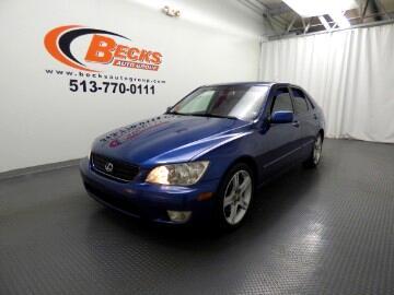 2002 Lexus IS