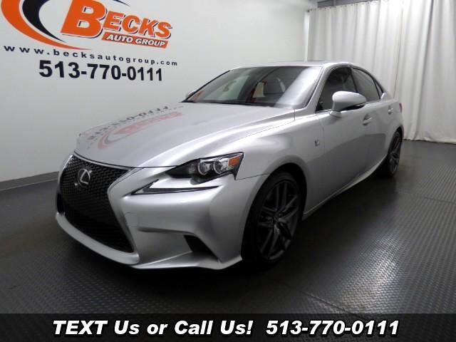 2014 Lexus IS 350 RWD