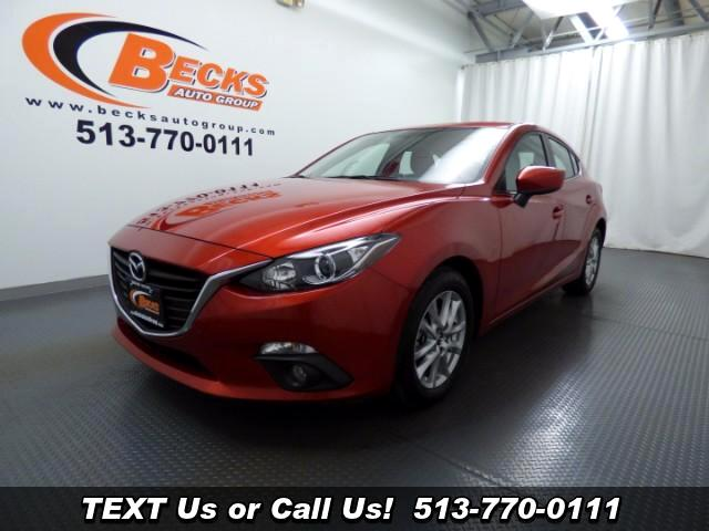 2015 Mazda MAZDA3 i Touring AT 5-Door