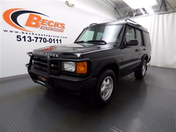 2001 Land Rover Discovery