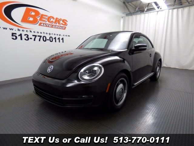 2012 Volkswagen Beetle Base