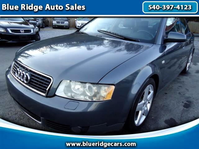 2003 audi a4 1 8t quattro for sale cargurus. Black Bedroom Furniture Sets. Home Design Ideas