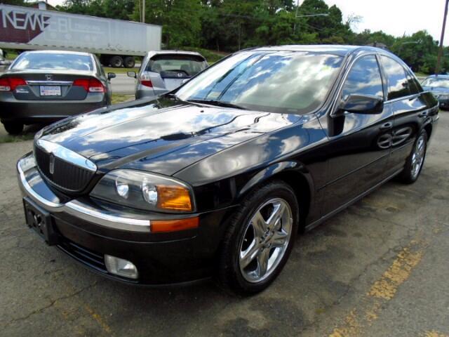 2002 Lincoln LS V8 Sport