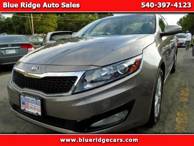2013 Kia Optima AUTOMATIC