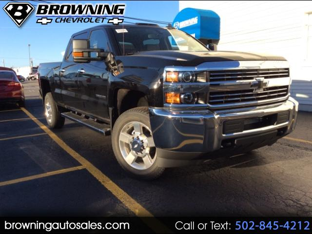 2018 Chevrolet Silverado 2500HD Work Truck Crew Cab Long Box 4WD
