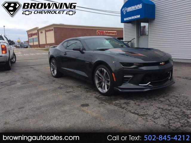 2017 Chevrolet Camaro 2 SS 50TH ANNIVERSARY EDITION