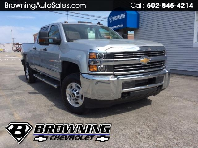 2017 Chevrolet Silverado 2500HD Work Truck Crew Cab Long Box 4WD