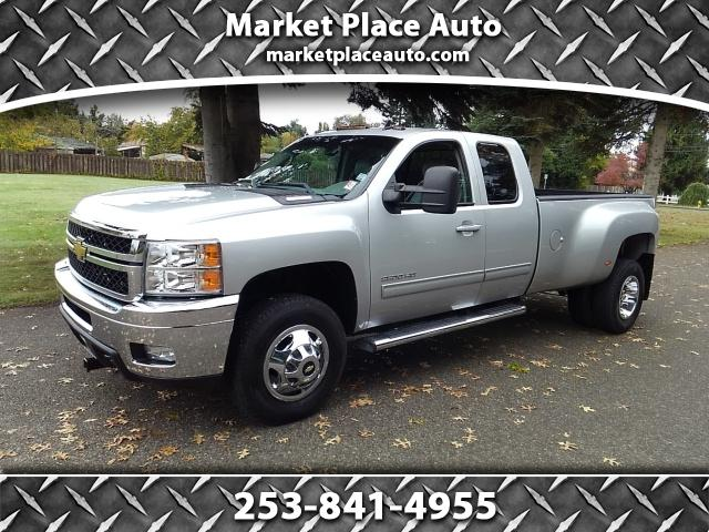 2011 Chevrolet Silverado 3500HD LTZ Ext. Cab Long Box 4WD
