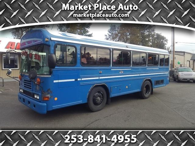 2006 Blue Bird All American/All Canadian 28 FT Bus