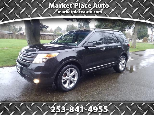 2012 Ford Explorer Limited 4WD
