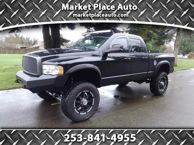 2005 Dodge Ram 2500 Laramie Quad Cab Short Bed 4WD