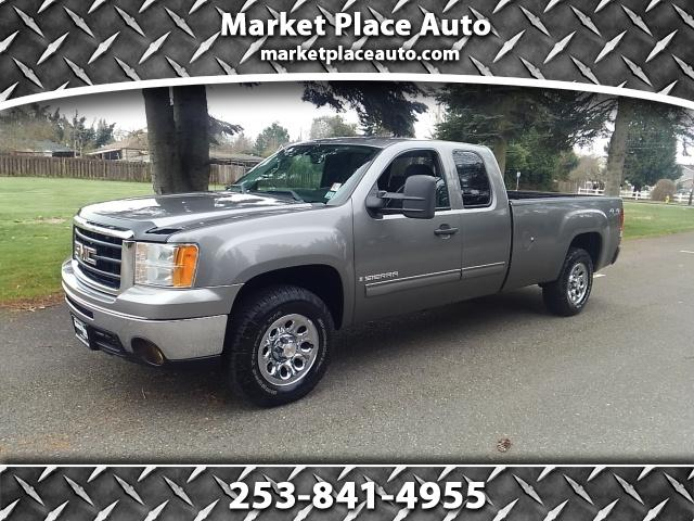 2009 GMC Sierra 1500 SLE Ext-Cab Long Bed 4WD