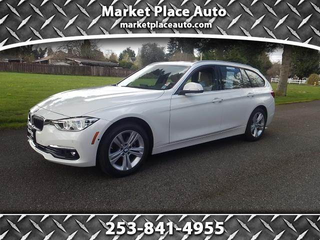 2017 BMW 3-Series 328d xDrive Wagon