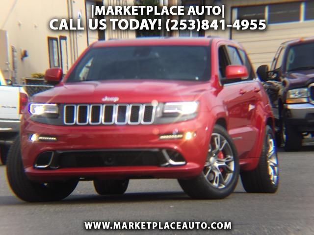 2014 Jeep Grand Cherokee SRT8 4WD One Owner pristine