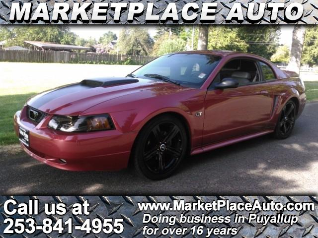 2000 Ford Mustang GT Coupe