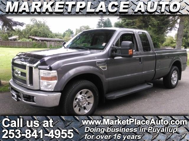 2008 Ford F-350 SD Lariat SuperCab Long Bed 2WD