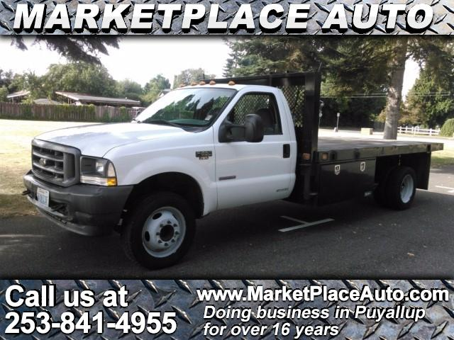 2004 Ford F-550 Regular Cab 2WD DRW