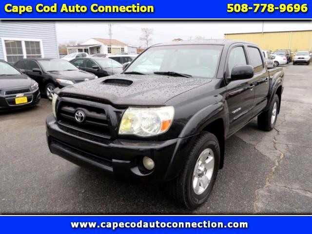 2005 Toyota Tacoma 4WD Double Cab V6 AT (Natl)