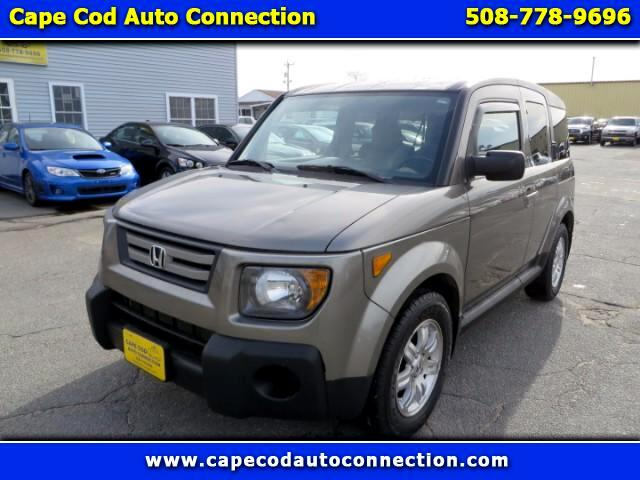 2008 Honda Element EX 4WD AT