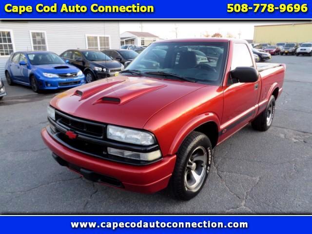 2002 Chevrolet S10 Pickup 2WD
