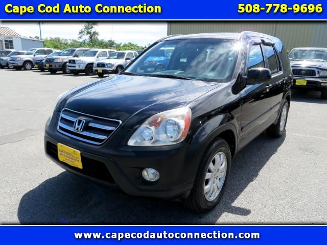 2005 Honda CR-V EX 4WD AT