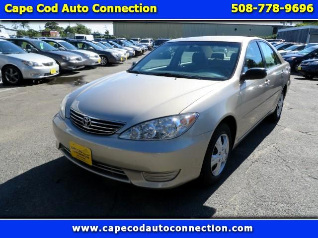 used 2006 toyota camry le 5 spd mt for sale in hyannis ma 02601 cape cod auto connection. Black Bedroom Furniture Sets. Home Design Ideas