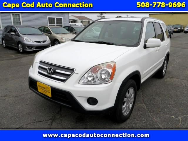 2005 Honda CR-V SE 4WD AT