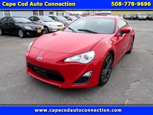 2013 Scion FR-S 6AT