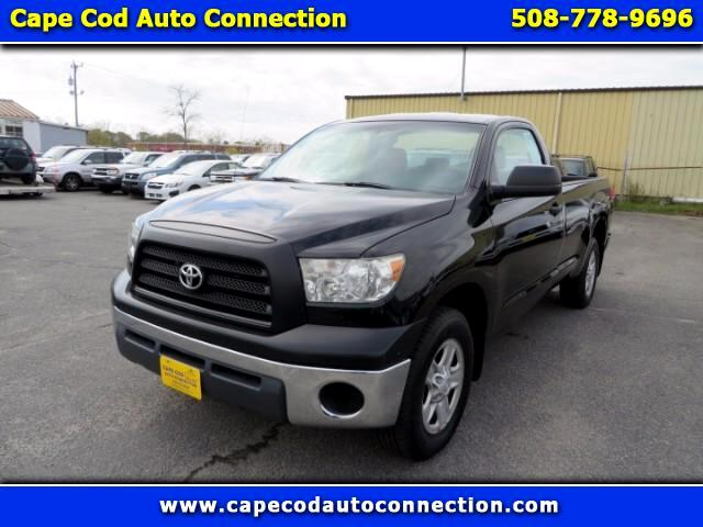 2008 Toyota Tundra Base 4.0L Long Bed 2WD