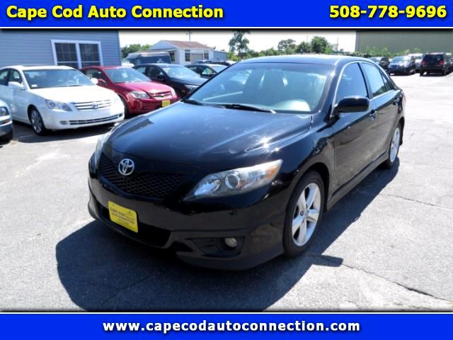 2011 Toyota Camry SE 6-Spd AT