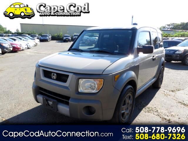 2005 Honda Element LX 4WD 5-spd MT