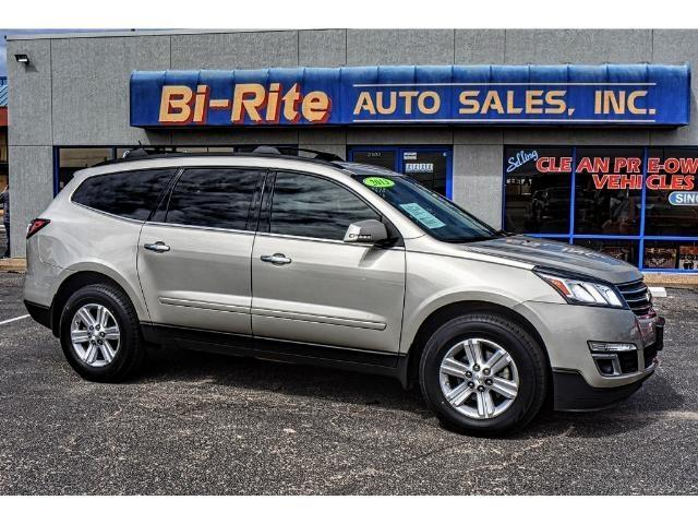 2013 Chevrolet Traverse ONE OWNER THIRD ROW SEATING SUPER CLEAN
