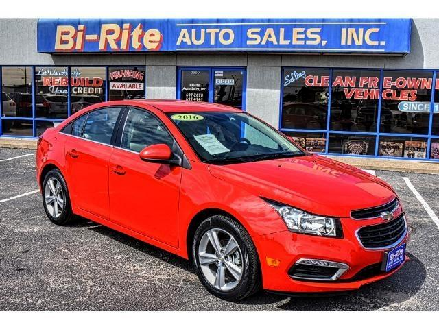 2016 Chevrolet Cruze Limited LIKE NEW SUPER LOW MILES FACTORY WARRANTY