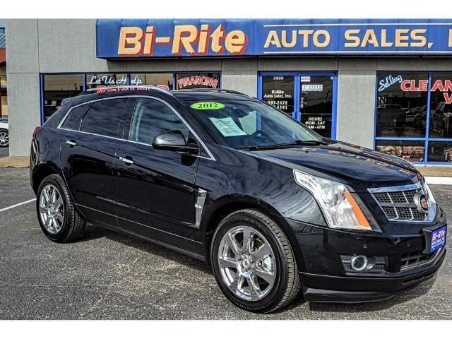 2012 Cadillac SRX LOADED LEATHER NAV SUNROOF LOTS OF LUXARY