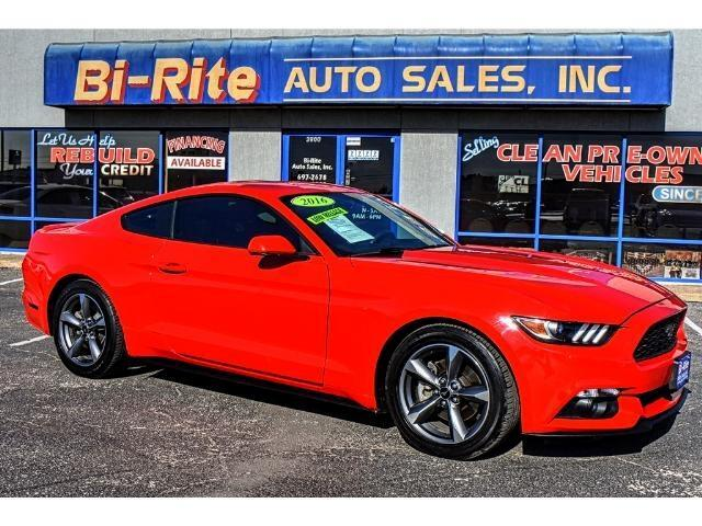 2016 Ford Mustang SPORTY LATEST BODY STYLE LOW MILES