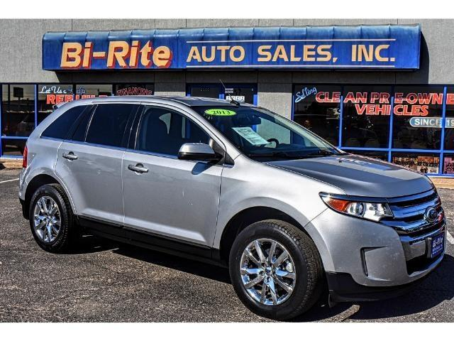 2013 Ford Edge LIMITED LOADED LEATHER STYLISH MID SIZE SUV