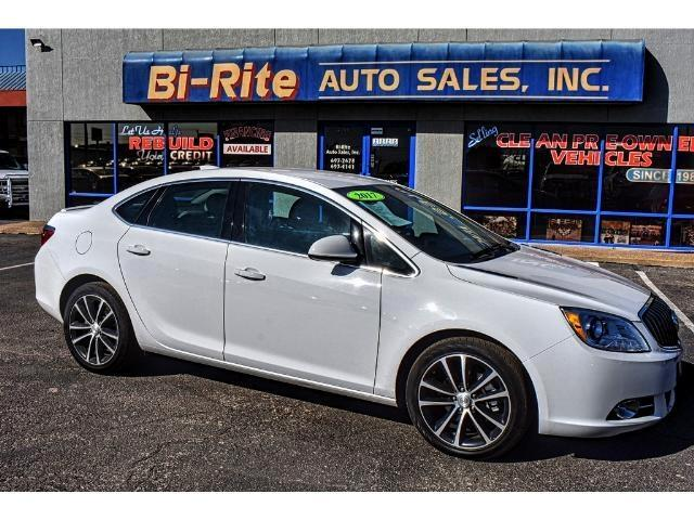 2017 Buick Verano SPORT TOURING ONE OWNER FACTORY WARRANTY