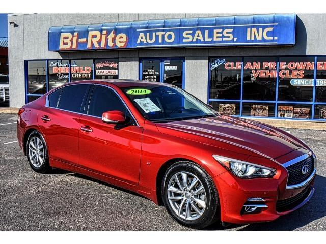 2014 Infiniti Q50 PREMIUM LOW MILES LOADED LEATHER NAV SUNROOF