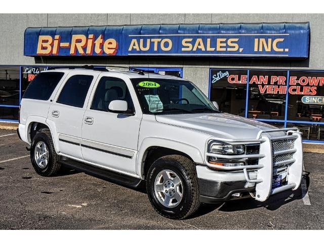 2004 Chevrolet Tahoe ONE OWNER LOADED LEATHER SUNROOF THIRD ROW