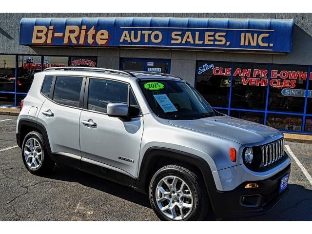 2015 Jeep Renegade ONE OWNER GREAT MPG
