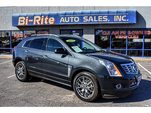 2015 Cadillac SRX ONE OWNER FACTORY WARRANTY LEATHER NAV SUNROOF
