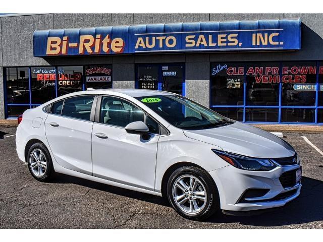2016 Chevrolet Cruze LT ONE OWNER LIKE NEW