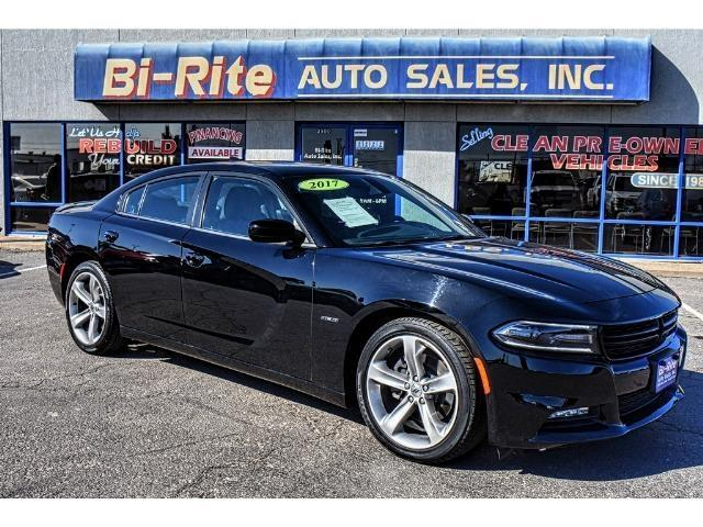 2017 Dodge Charger R/T HEMI SPORTY ONE OWNER FACTORY WARRANTY