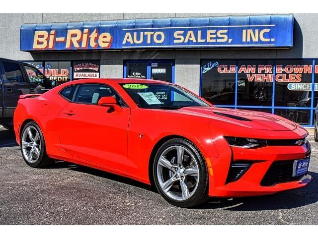 2017 Chevrolet Camaro SS ONE OWNER FACTORY WARRANTY SUNROOF